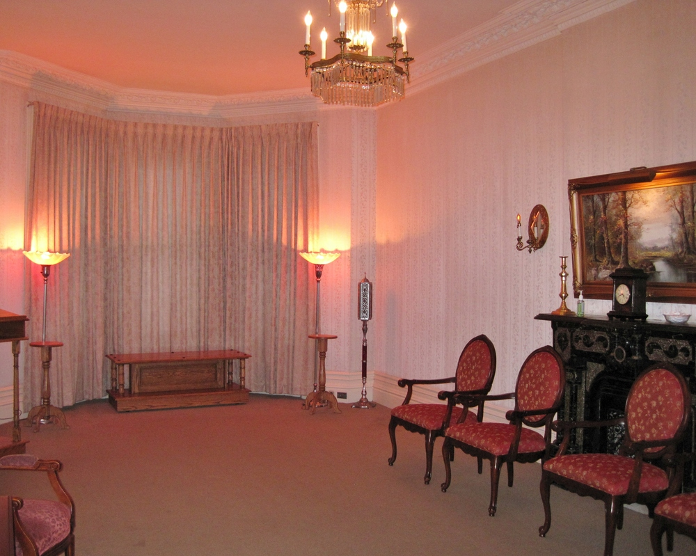 North Visitation Room