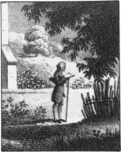 Rousseau in retirement Credit: Hanser Verlag