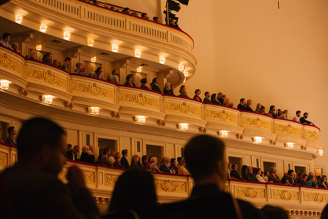Carnegie Hall on May 31, 2014. Photo: Eleri Ever.