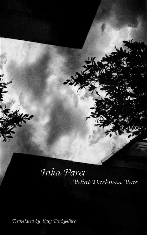What Darkness Was by Inka Parei trans. Katy Derbyshire (Seagull, June 2013)