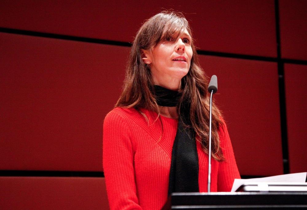 Aurélie Maurin reads Kaija Saariaho.