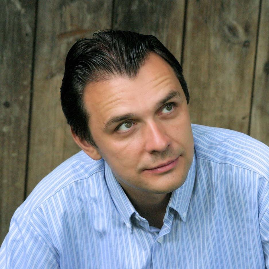 Mikołaj Górecki. Image by Mariusz Makowski