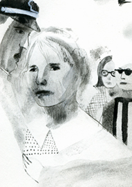 Suite for Barbara Loden  by  Nathalie Léger  trans.  Natasha Lehrer and Cécile Menon  (Les Fugitives, March 2015)  Reviewed by  K. Thomas Kahn