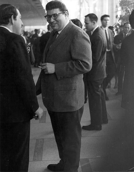Morton Feldman ca. 1960