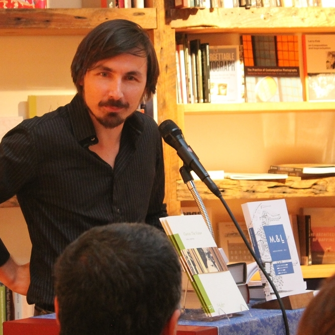 New York City  Launches of  Music & Literature  no. 4 at BookCourt and McNally Jackson Books