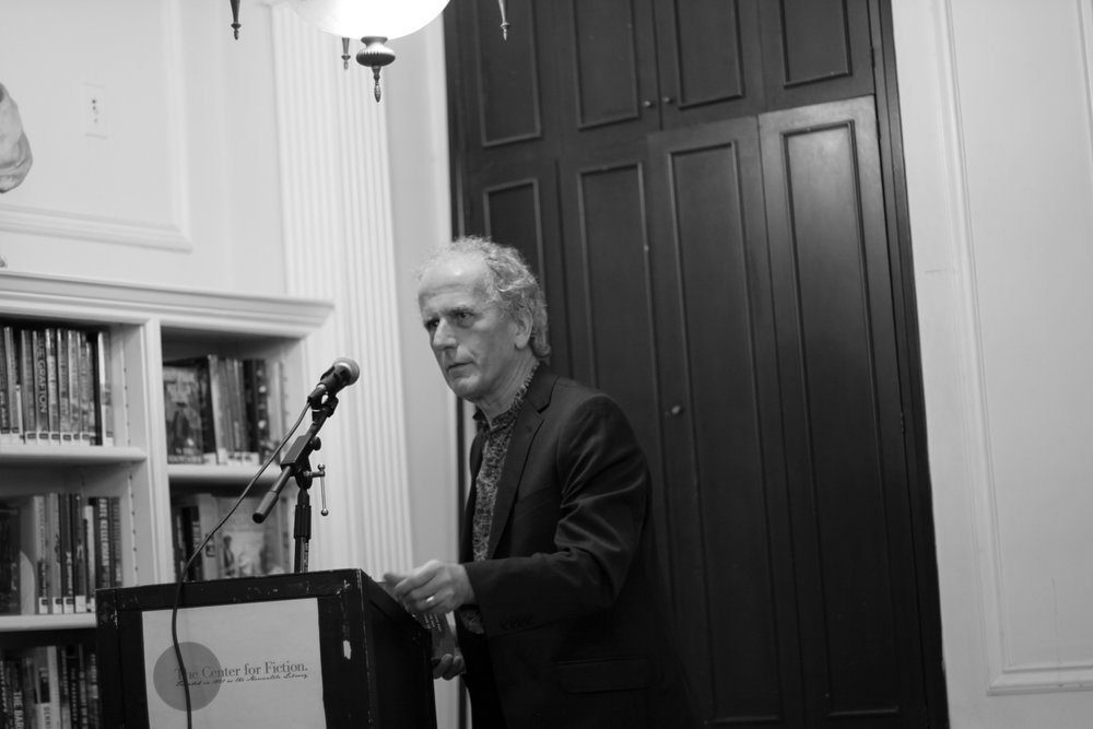 Paul Griffiths reads from work published in  Music & Literature  no. 7