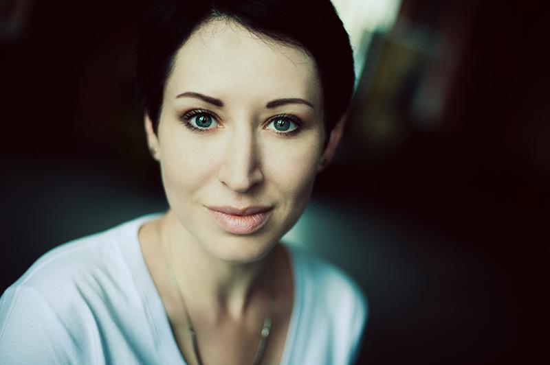 Linor Goralik  (credit Olga Pavolga)