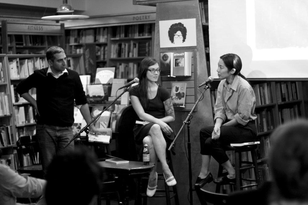 Daniel Medin, Sarah Gerard, and Katie Kitamura discuss Clarice Lispector