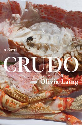 Crudo   by  Olivia Laing   (Picador, June 2018; W.W. Norton, Sept. 2018)  Reviewed by  Rachel Veroff