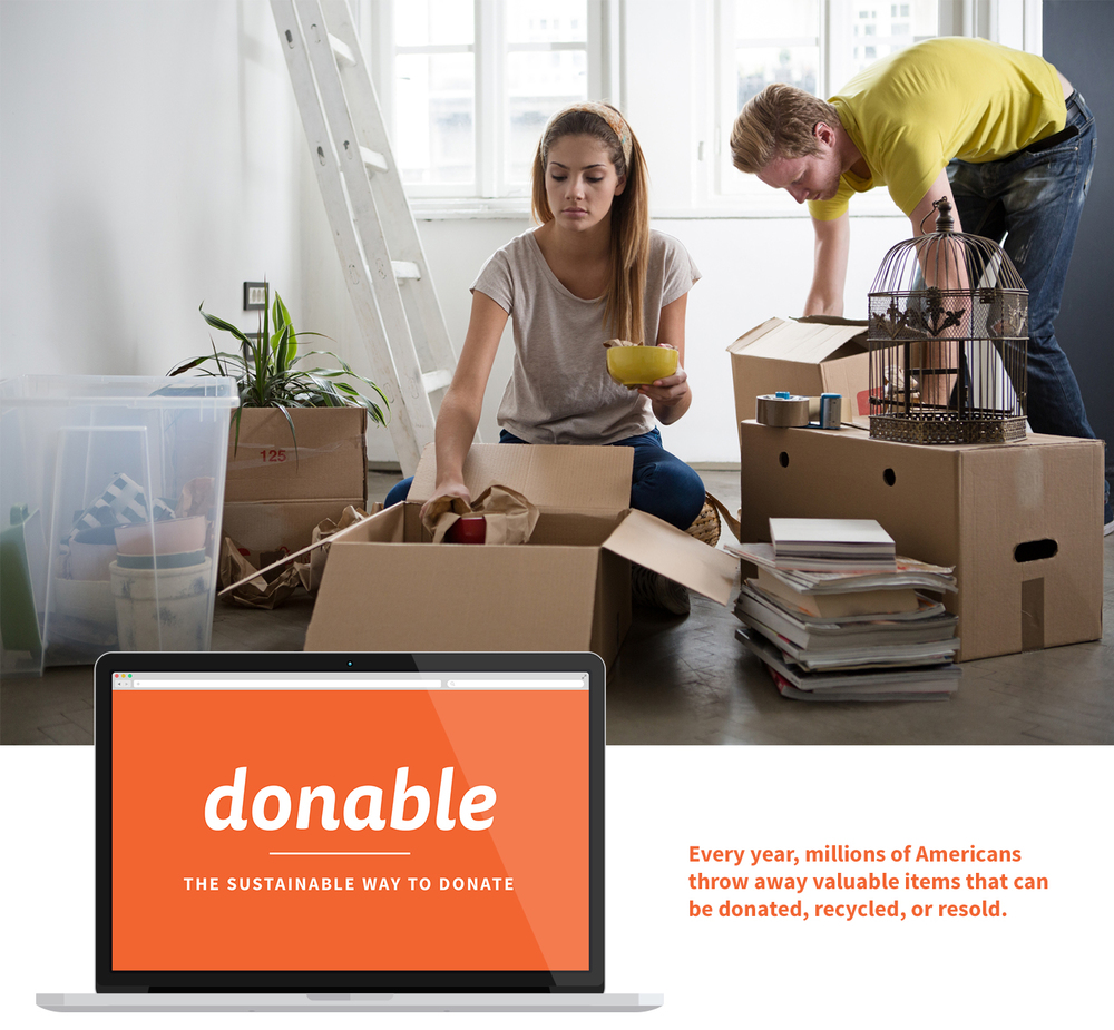 Donable Website – Senior Thesis