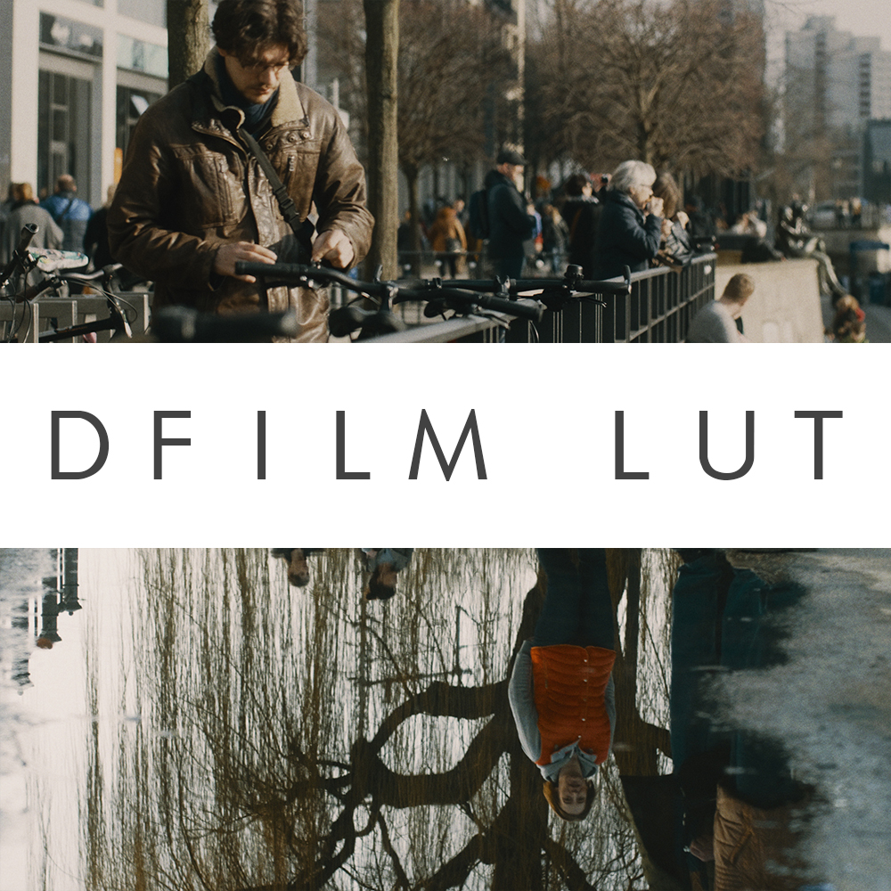 DFILM LUT (FREE DOWNLOAD) -