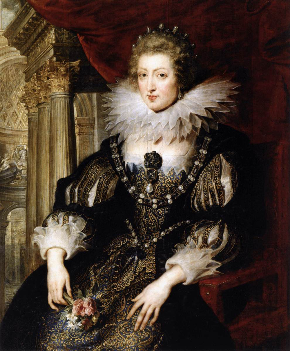 03_Anne of Austria