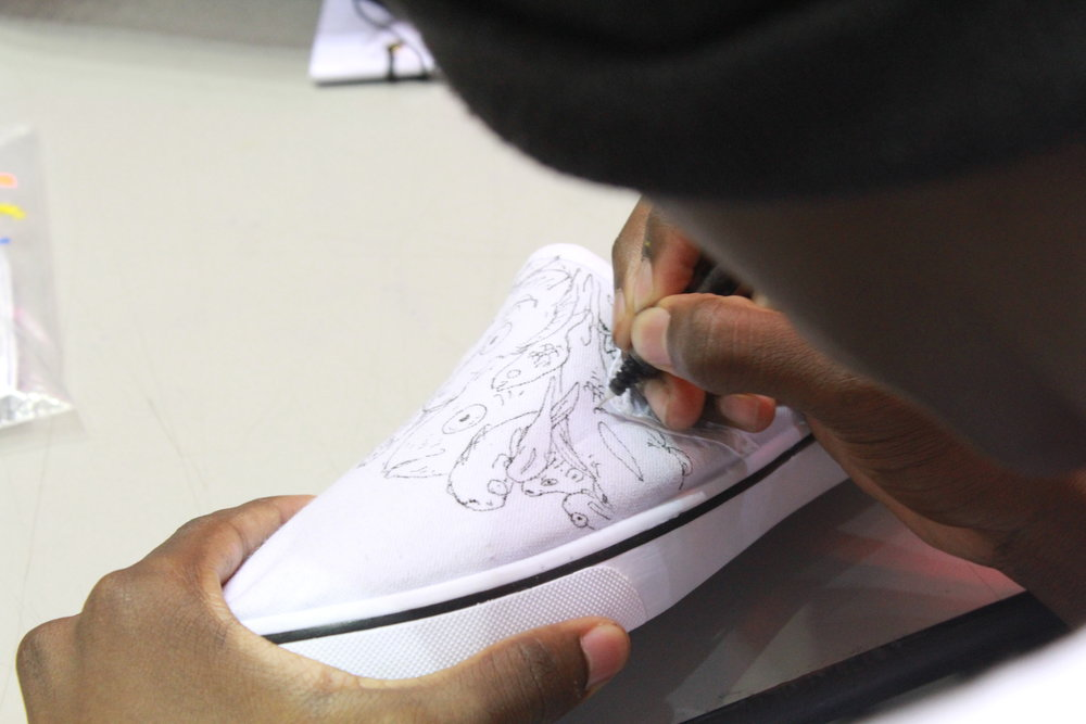 MARTK'D Sneaker Design Tournament @ OCAD University