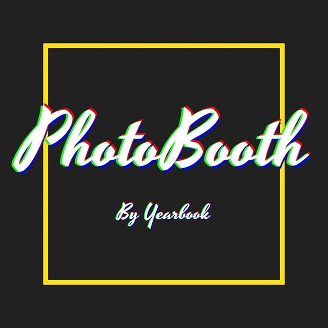 Hey!! We'll be hosting a photobooth every lunch this week @ the top floor of the south-east (white/iron giant) stairwell. ALL PHOTOS WILL BE IN THE YEARBOOK.  Everyone is welcome 💕 ××× You can take a photo solo, as a pair, a trio, a group of four or even more!  The only requirements for groups of 2 or more are that you are all the SAME GRADE & make sure y'all can fit in the frame 😂