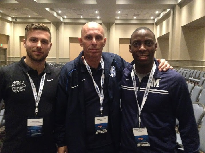 With Stephen Constantine, Head Coach Apollon Smyrni