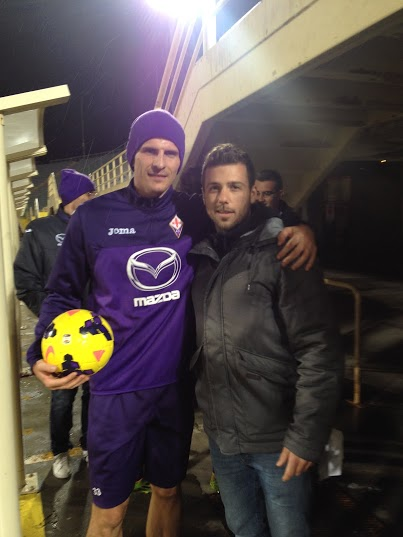 Mario Gomez and ATD Founder Matthew Arrington