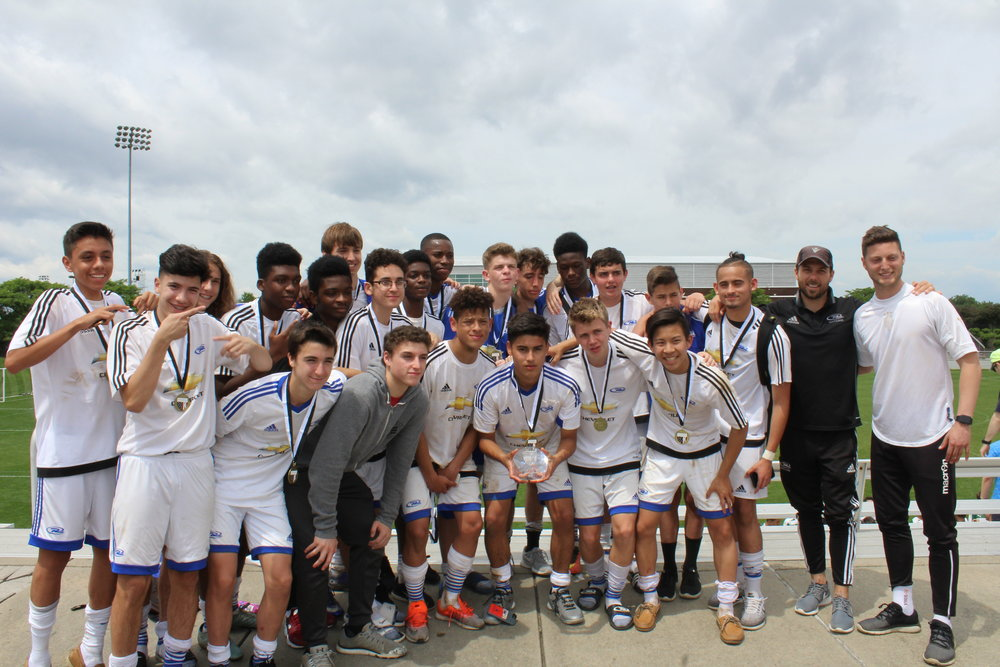 MRM Rush 00 - Potomac Memorial Day Tournament Champions