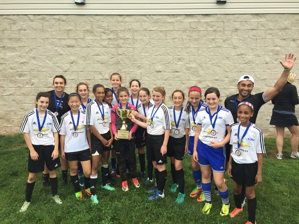 MRM Gray Cosmos - Virginia Cannon Cup Champions