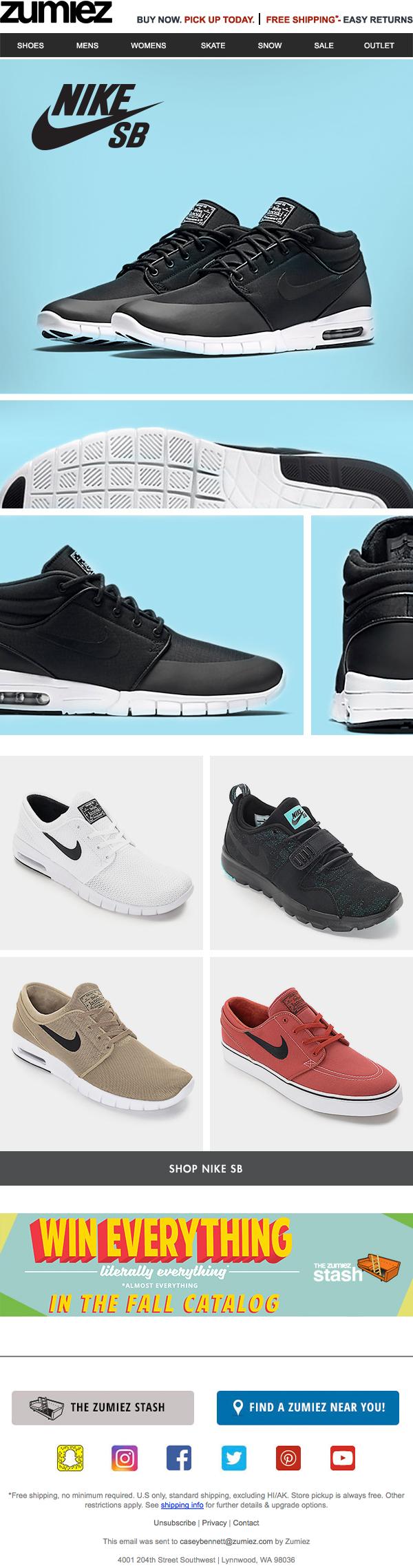 Adidas skate shoes zumiez - Custom Email Marketing Campaigns