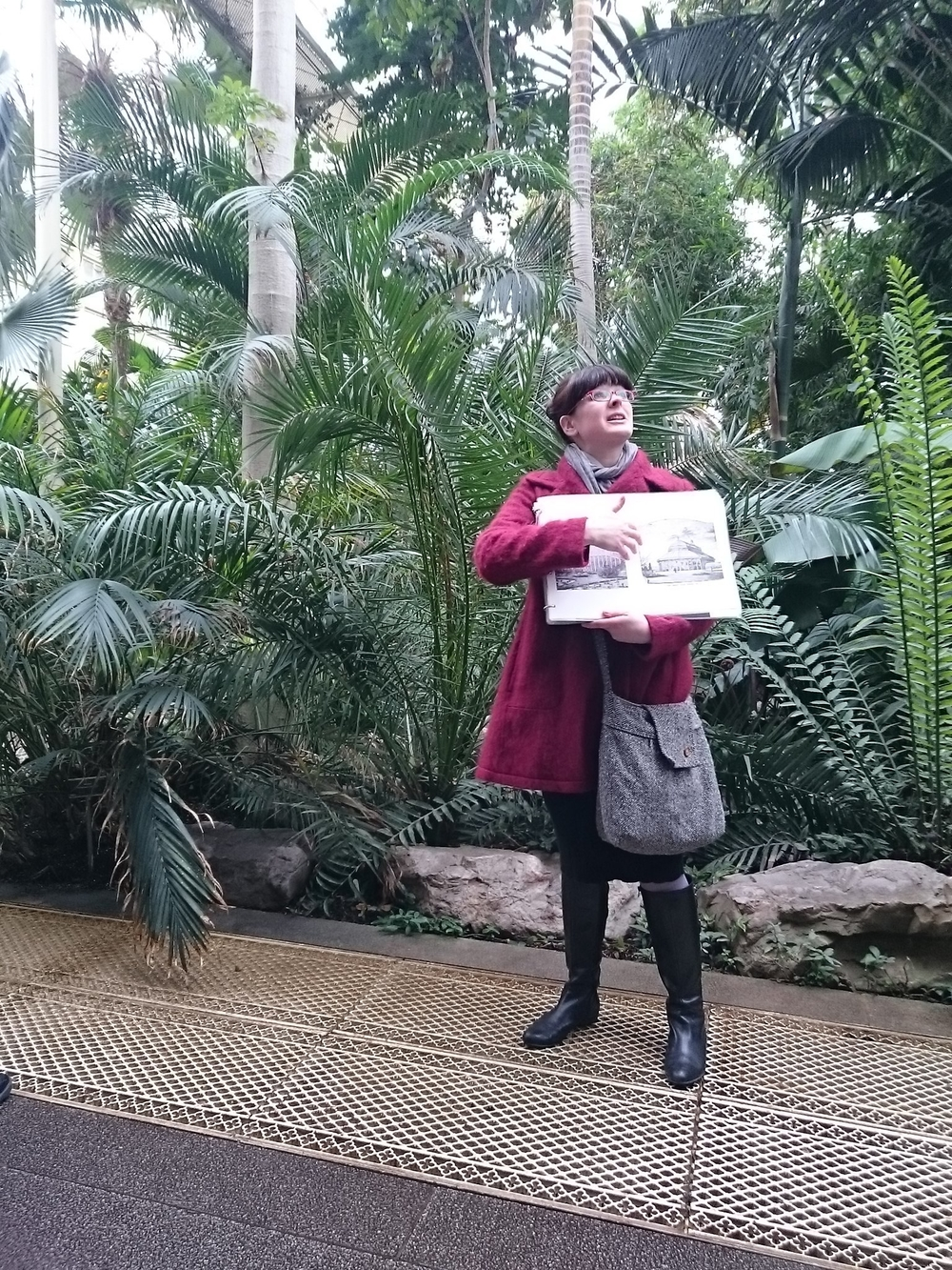 Illustrated Walks in the Botanic Gardens