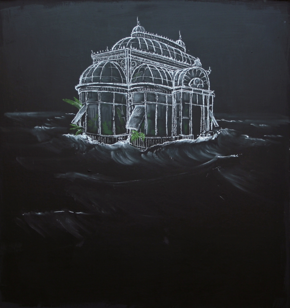 Greenhouse at Sea