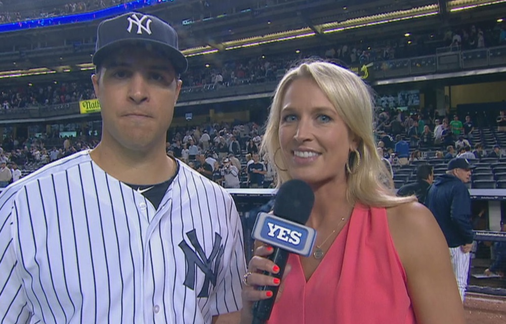 Meet Sarah K., Yes Network Broadcaster