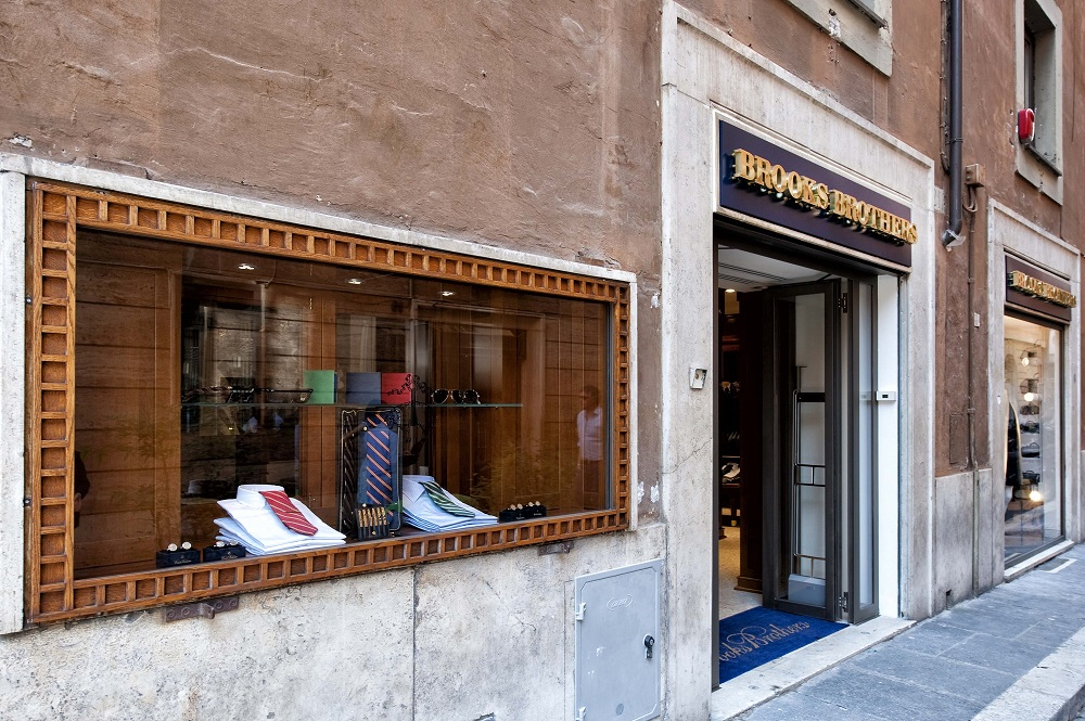 negozio Roma Brooks Brothers foto 3.jpg