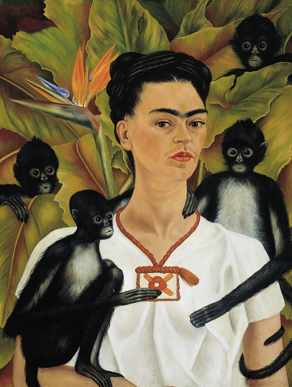 06 - Frida Kahlo - Autoritratto con scimmie.jpg