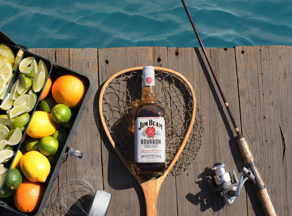 Jim Beam Additional Work - Fishing