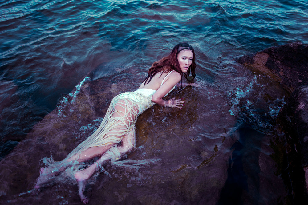 If You're a Mermaid, I'm a Mermaid Too - LADYGUNN Magazine