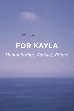 for kayla - Web Design/Photography - For Kayla