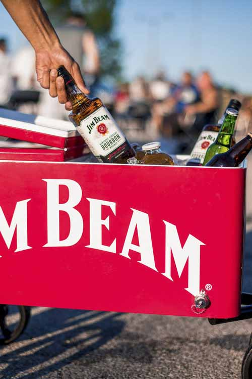 make history - sports - Art Director - Jim Beam