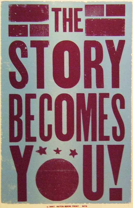 The Story Becomes You