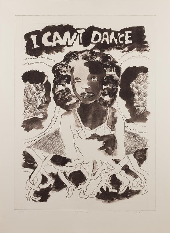 Robert Colescott (1925-2009)