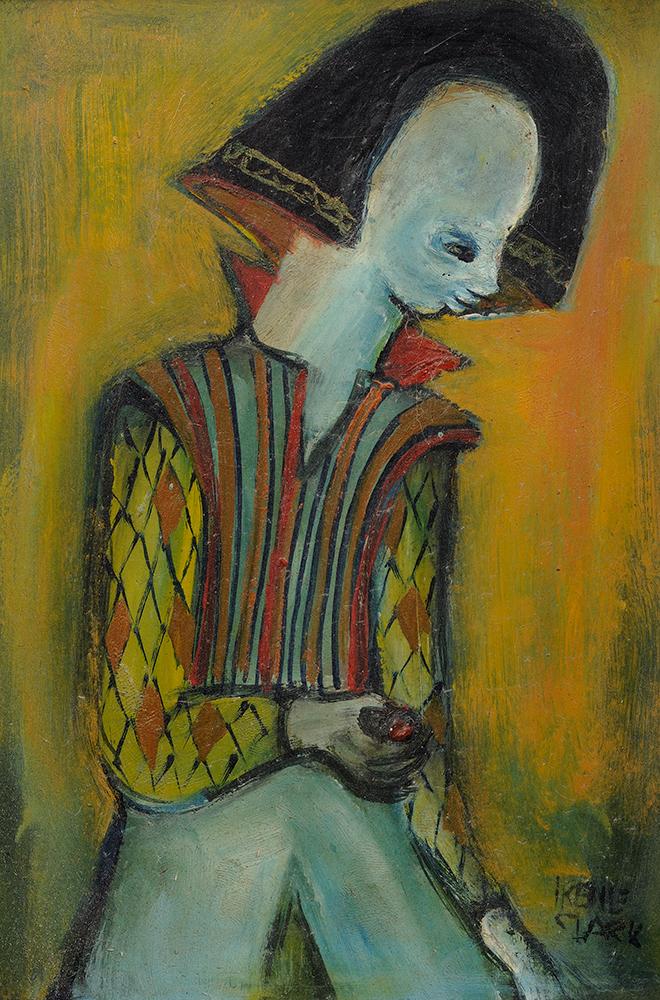 Irene Clark (1927-1984)