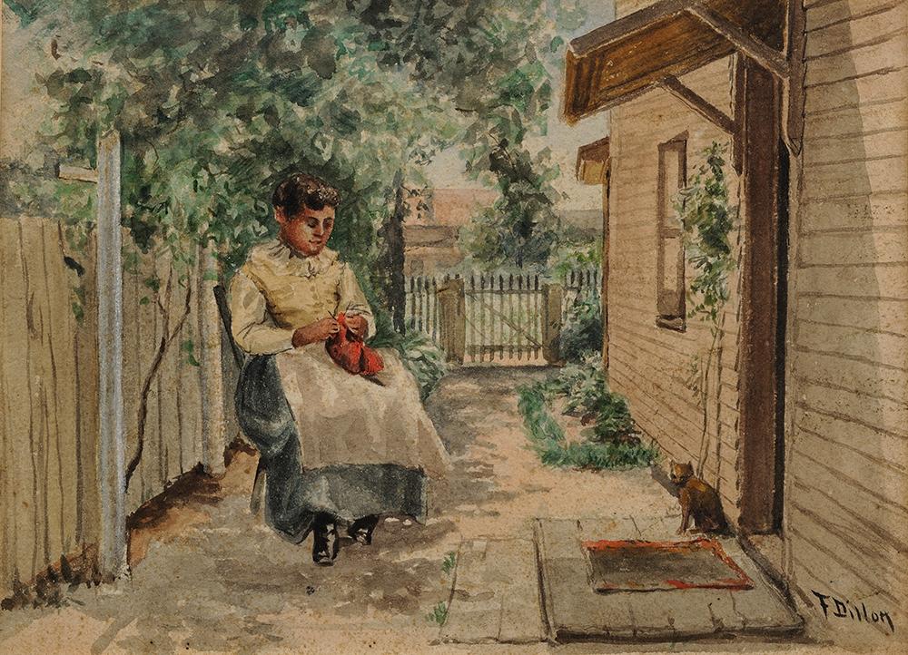 Frank Dillon (1865-1954)