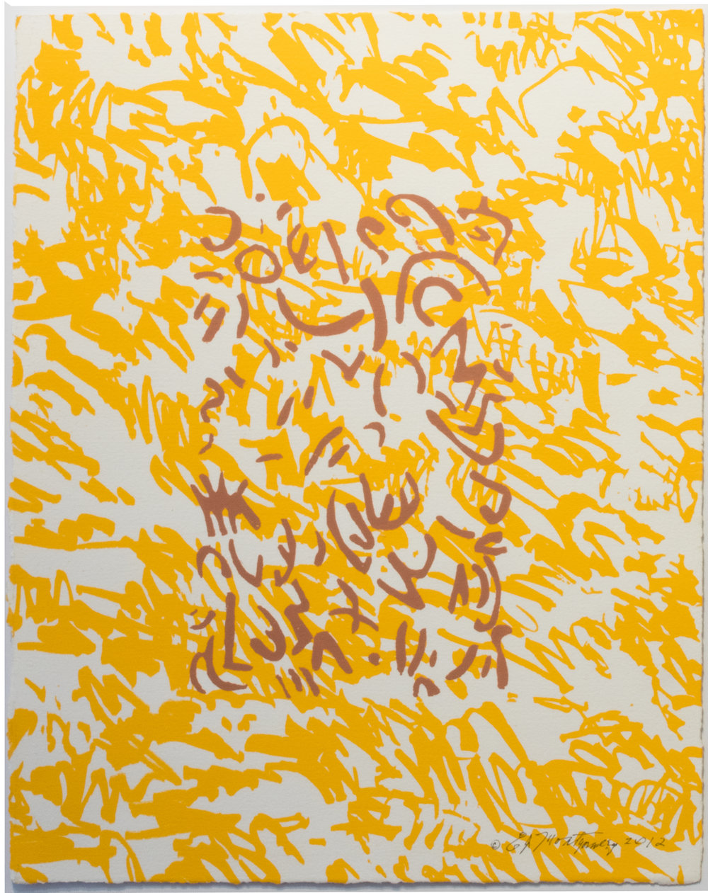 Language in Yellow