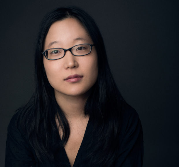 Playwright Cate Yu