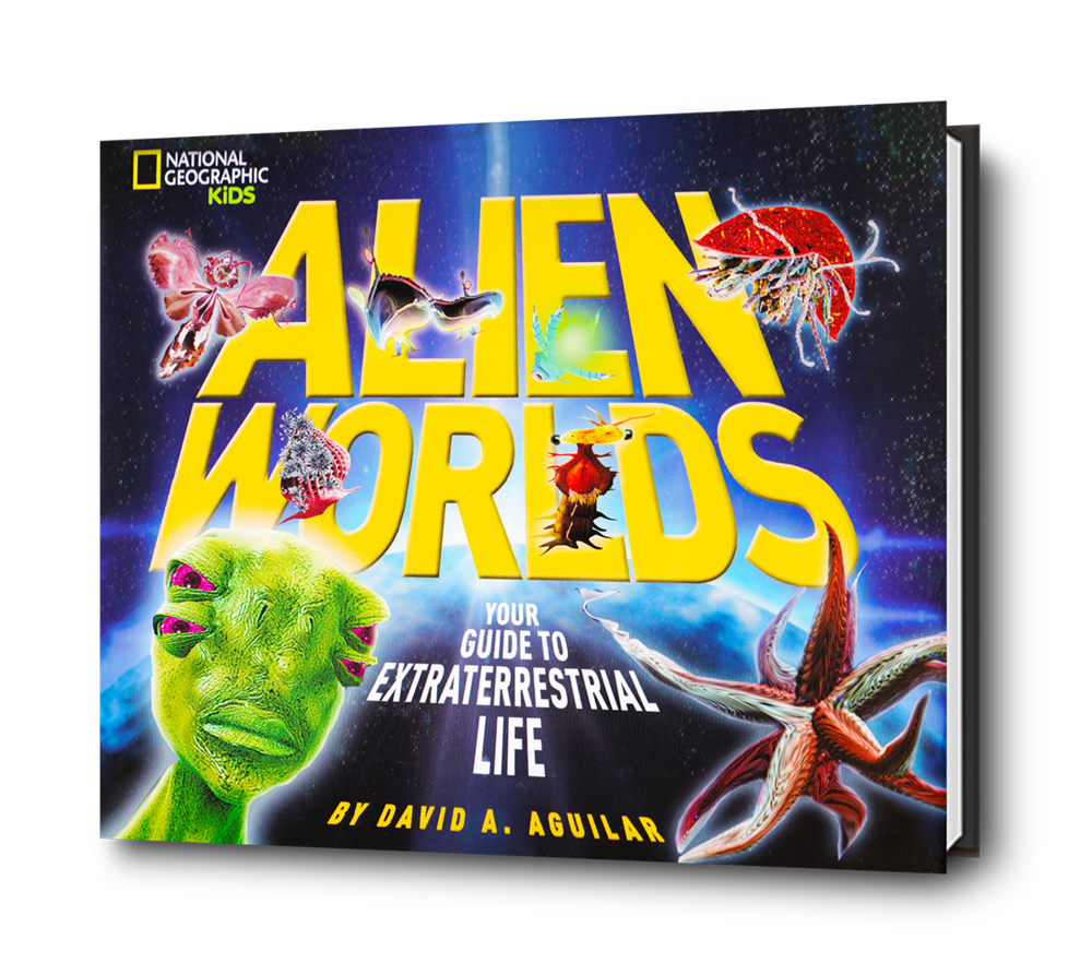 Alien Space Scouts Wanted! Ages 10 & up.