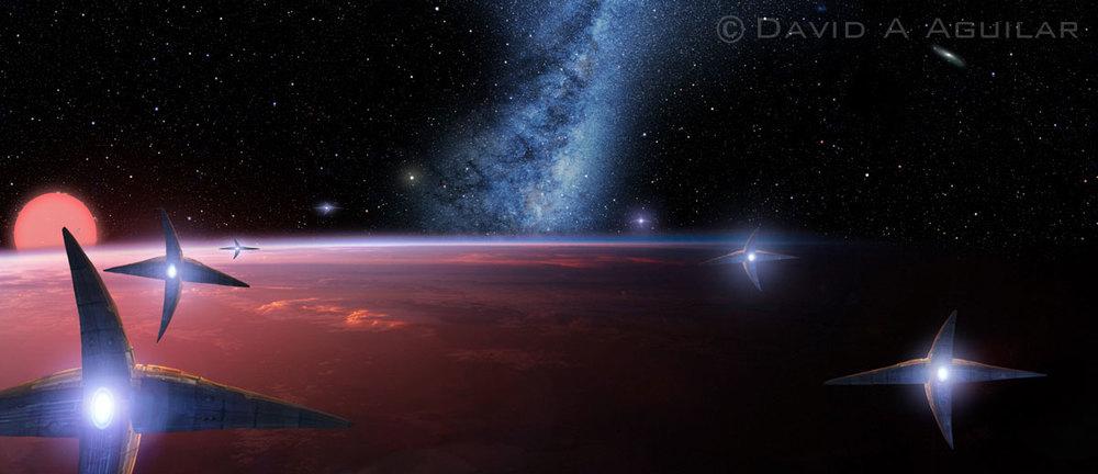 Exodus Alien Worlds