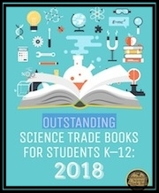 """""""7 WONDERS OF THE SOLAR SYSTEM"""" NAMED OUTSTANDING SCIENCE BOOK FOR 2018 BY NATIONAL SCIENCE TEACHERS ASSOCIATION! CLICK HERE TO ORDER AN INSCRIBED COPY OF THIS AWARD-WINNING BOOK!"""