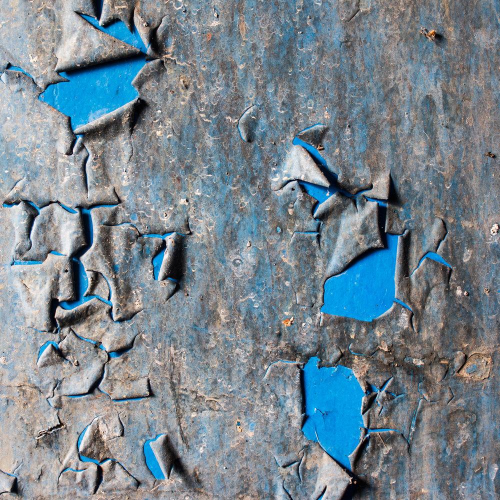 peeling paint 2
