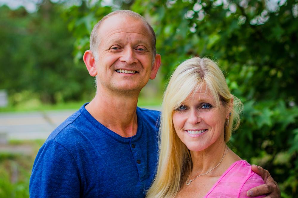 Joel Harris: Associate Pastor Lorrie Harris