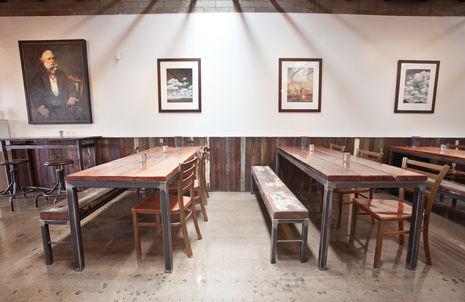 Pane Bianco Dining Room