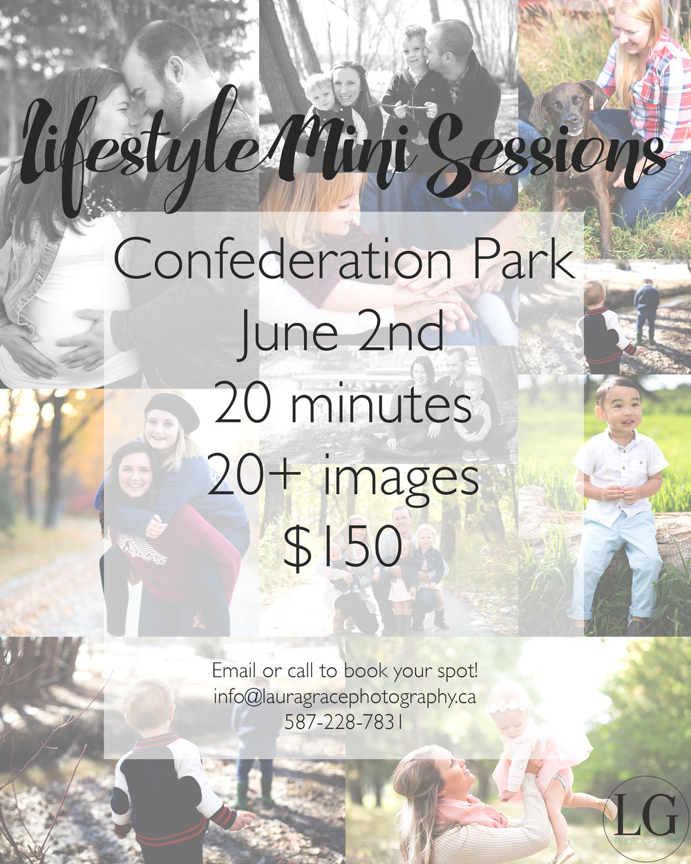 Laura Grace Photography Spring Lifestyle Mini Sessions
