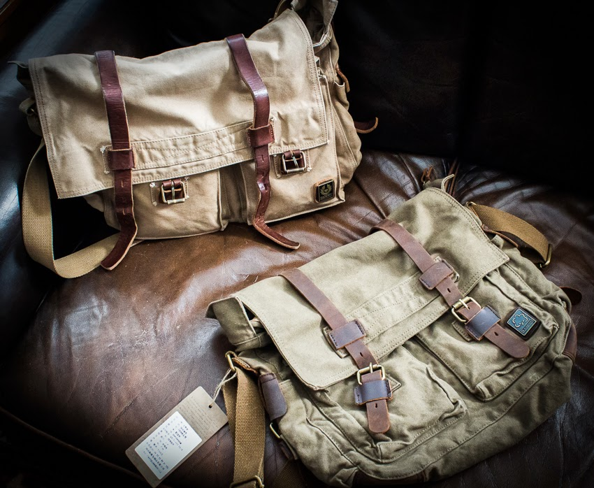 Belstaff Colonial Bag