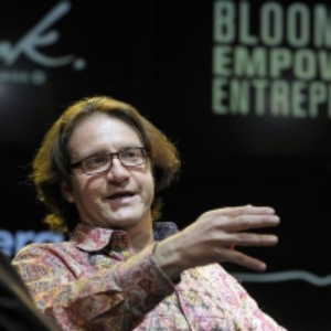 Brad Feld, managing director of Foundry Group LLC, speaks at Bloomberg Link Empowered Entrepreneur Summit in New York, U.S., in April 2011. Peter Foley
