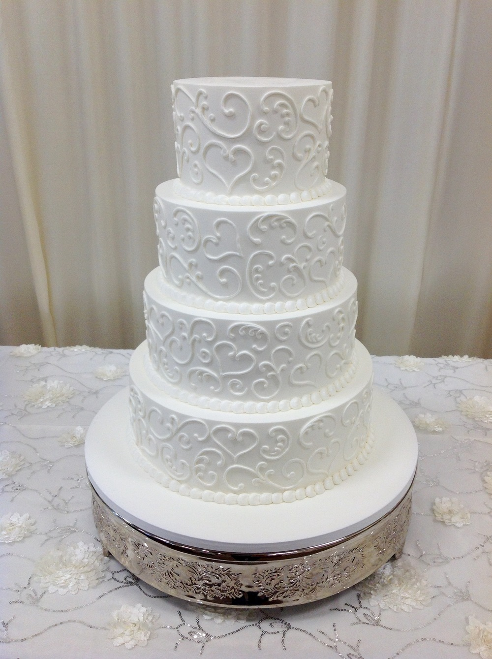 Package Wedding Cakes — Rossmoor