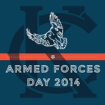05.16.14  Salute to our Armed Forces for serving our country!