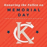 05.23.14 On Memorial Day, we honor the fallen who served in the military
